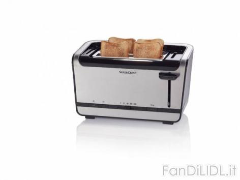 SilverCrest Sandwich Tostapane