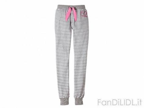 nuovo stile 14ea9 05a67 Pantaloni pigiama (Biancheria intima, lingerie ...